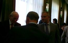 Исполняющий обязанности координатора БРО ЛДПР Иван Сухарев встретился с Президентом Республики Башкортостан Рустэмом Хамитовым