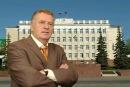 Лидер ЛДПР Владимир ЖИРИНОВСКИЙ об Уфе и предстоящих выборах в Городской Совет