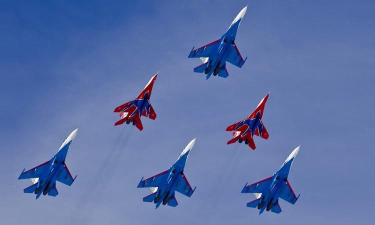 Поздравляем с Днем ВВС и Воздушного флота России!
